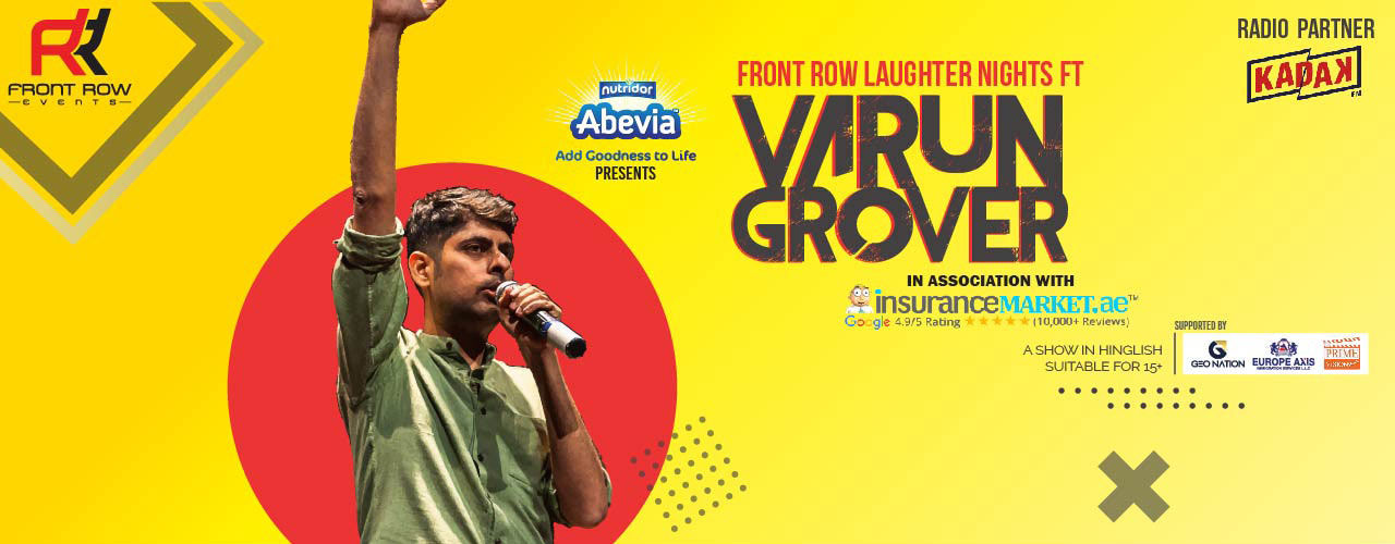 Laughter Nights ft Varun Grover