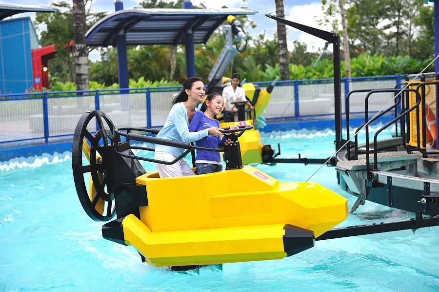 Dubai Park and Resorts