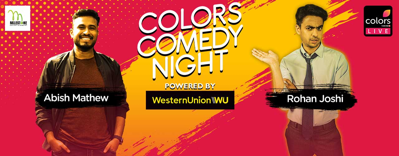 Colors Comedy Night