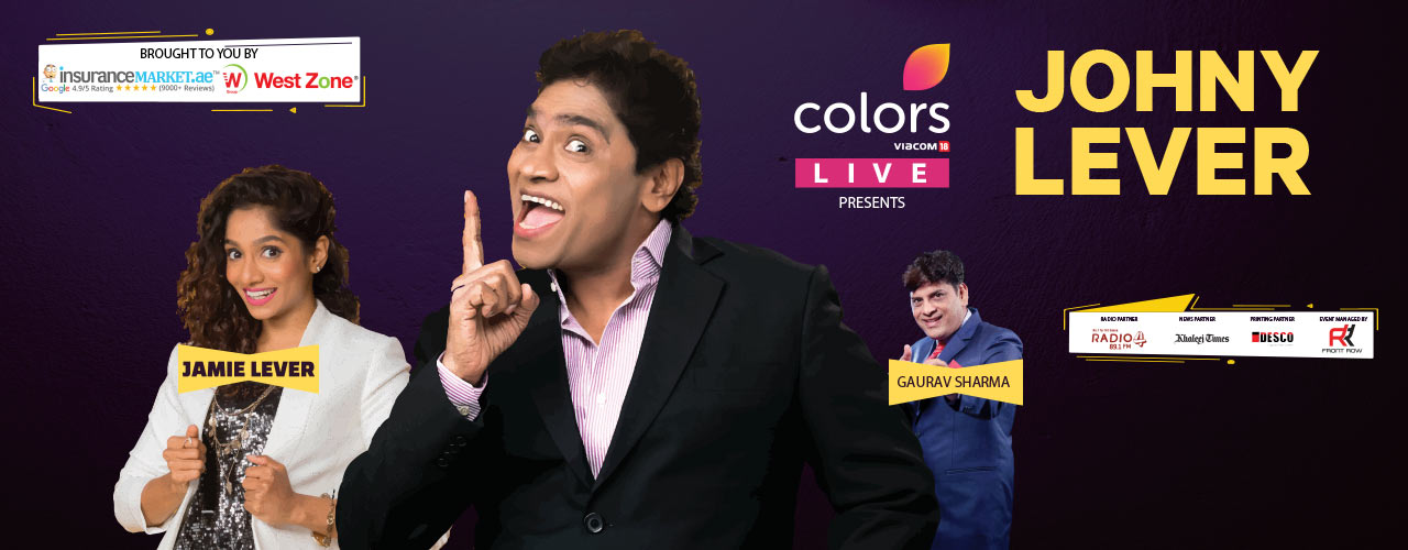Colors Presents Johnny Lever Live