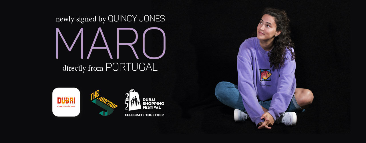 Discover MARO - Music from PORTUGAL