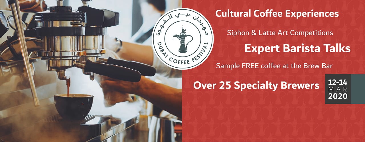Dubai Coffee Festival