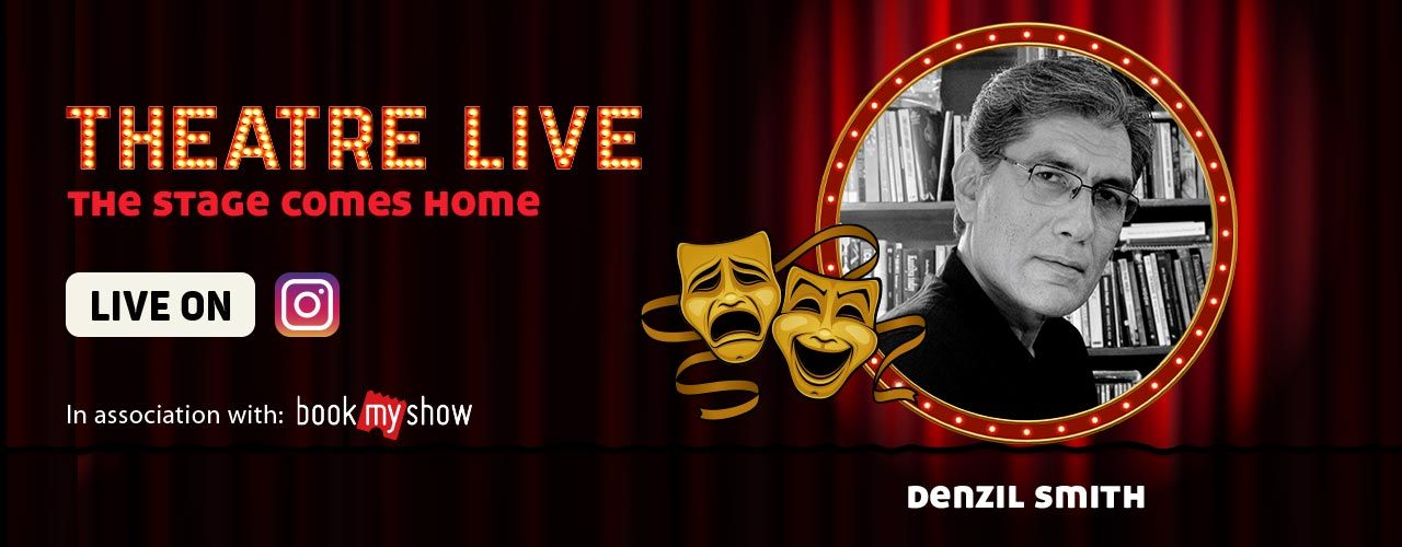 Theatre Live featuring Denzil Smith