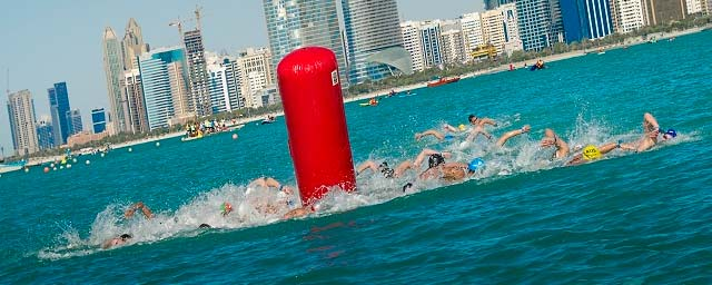 FINA/HOSA 10km Marathon Swimming World Cup 2015