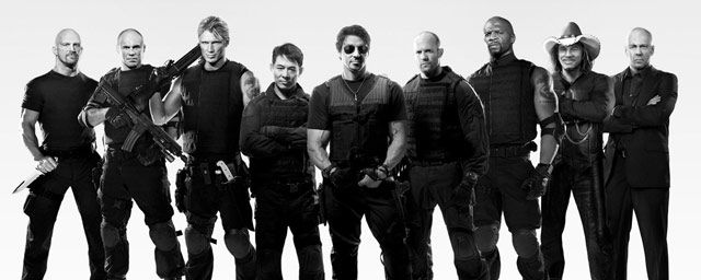 The Expendables 3 (3D) Movie - BookMyShow