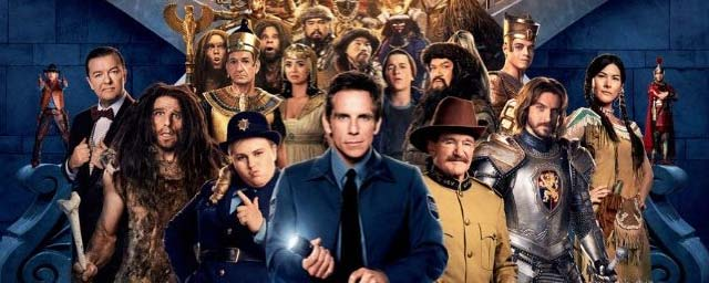 Night at the museum: Secret of the Tomb Movie - BookMyShow
