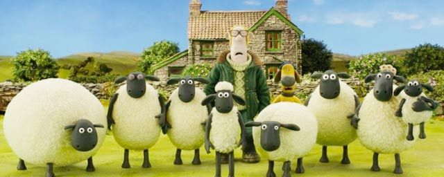 Shaun the Sheep Movie - BookMyShow