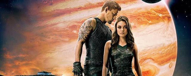 Jupiter Ascending (4D) Movie - BookMyShow