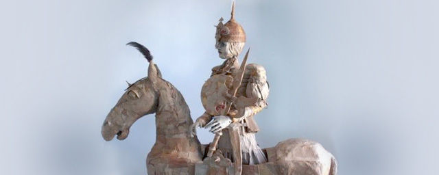 The Act Of Gordafarid - The Female Warrior, Paper Sculptures Event Details at BookMyShow