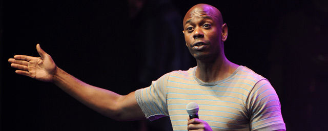 Dubai Comedy Festival presents Dave Chappelle Event Details at BookMyShow