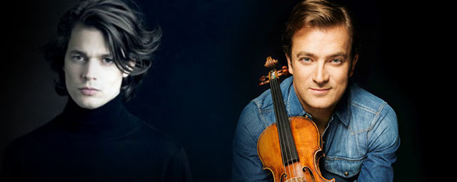 Renaud Capucon and David Fray: Chamber Music from Bach and Beethoven Event Details at BookMyShow
