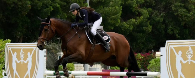 FBMA International Show Jumping Cup 2017 2015