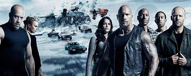 Fast And Furious 8 Movie - BookMyShow