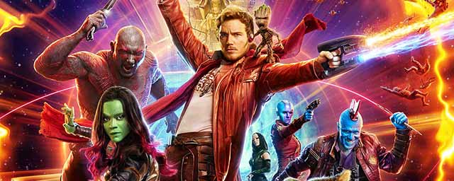 Guardians of the Galaxy Vol. 2 (3D) Movie - BookMyShow