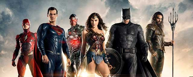 Justice League Movie - BookMyShow