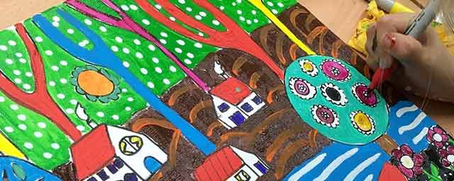 Children`s Art Activities at DUCTAC Event Details at BookMyShow