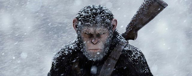 War for the Planet of the Apes (3D) Movie - BookMyShow