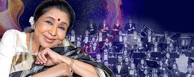Asha Bhosle Live in Dubai Event Details at BookMyShow