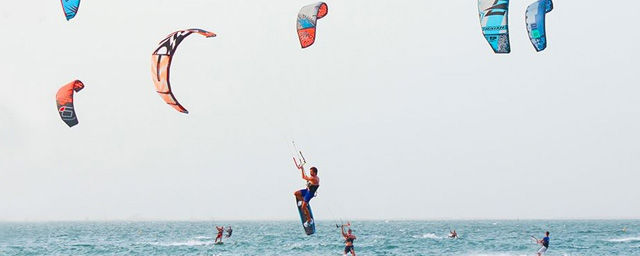 Kite Surf Competition 2015
