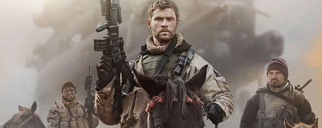 12 Strong Movie - BookMyShow