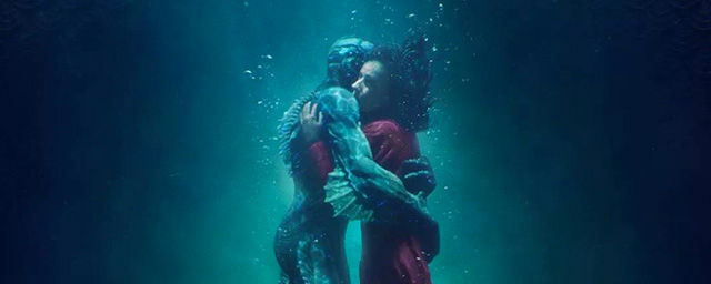 The Shape of Water Movie - BookMyShow
