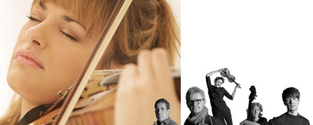 Nicola Benedetti with the Orchestra of the Age of Enlightenment