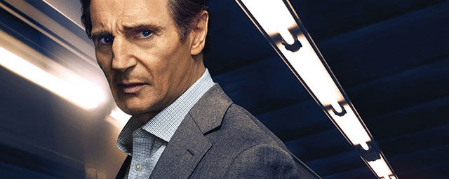 The Commuter (4D) Movie - BookMyShow