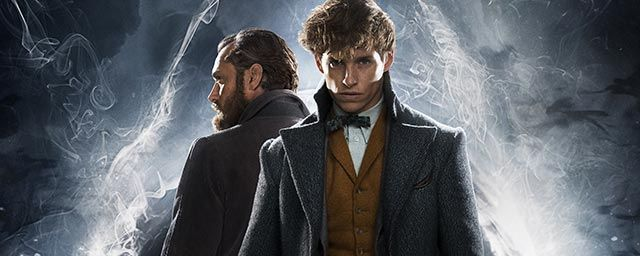 Fantastic Beasts: The Crimes of Grindelwald Movie - BookMyShow